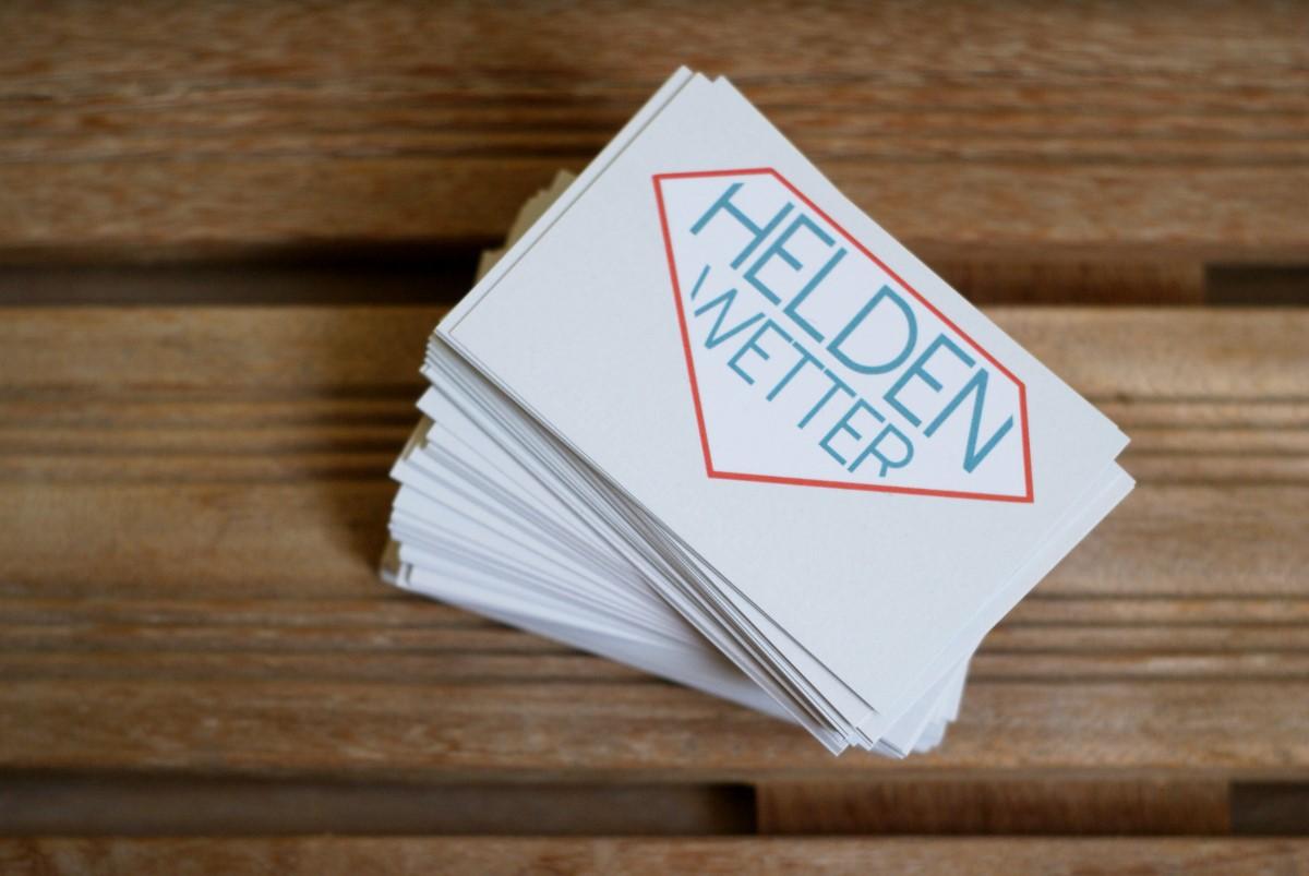 5 Kreative Ideen Visitenkarten Zu Verteilen Heldenwetter