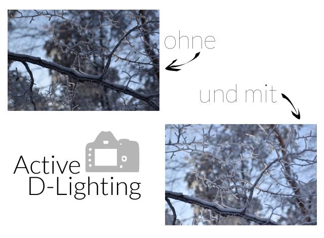 Nikon active d-lighting test erfahrungen