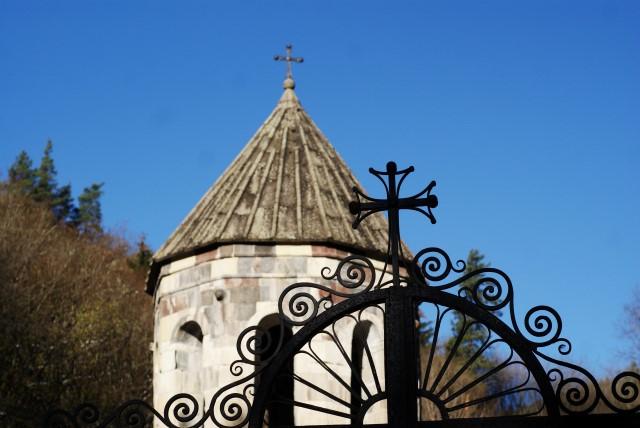 Kleiner Kaukasus Grünes Kloster Borjomi