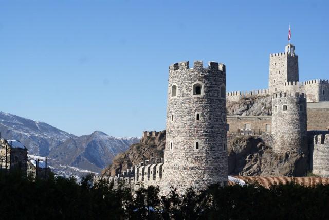 Festung Rabati Kleiner Kaukasus Georgien
