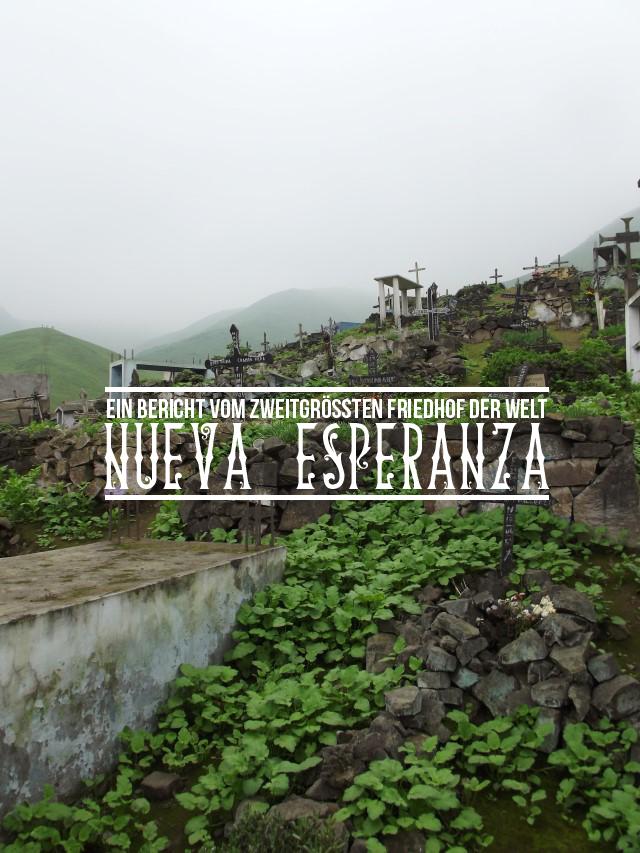 Allerheiligen auf dem Friedhof Nueva Esperanza, Peru