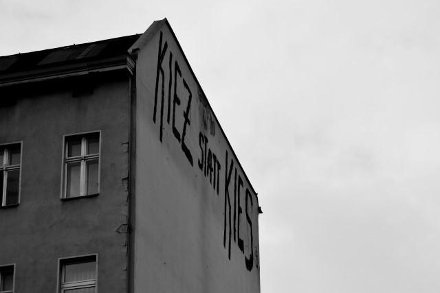 Kiez statt Kies Neukölln Berlin