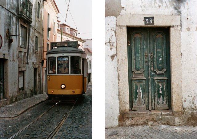 Linie 28 Straßenbahn Lissabon