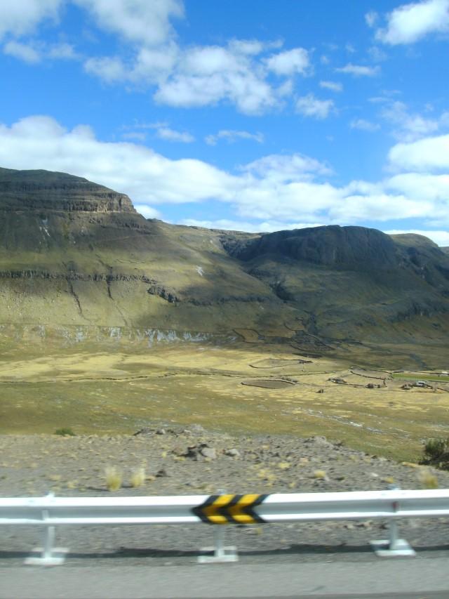 Busfahrt Peru Cusco