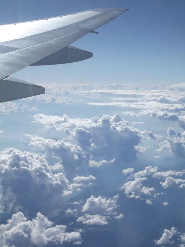Flug Südamerika Regenwald