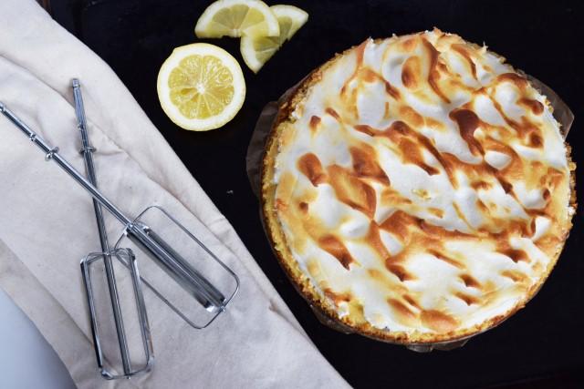 Rezept Pie de Limón