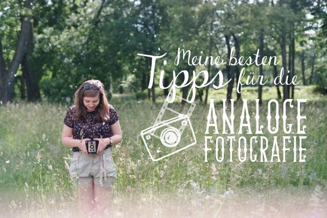 Tipps analoge Fotografie