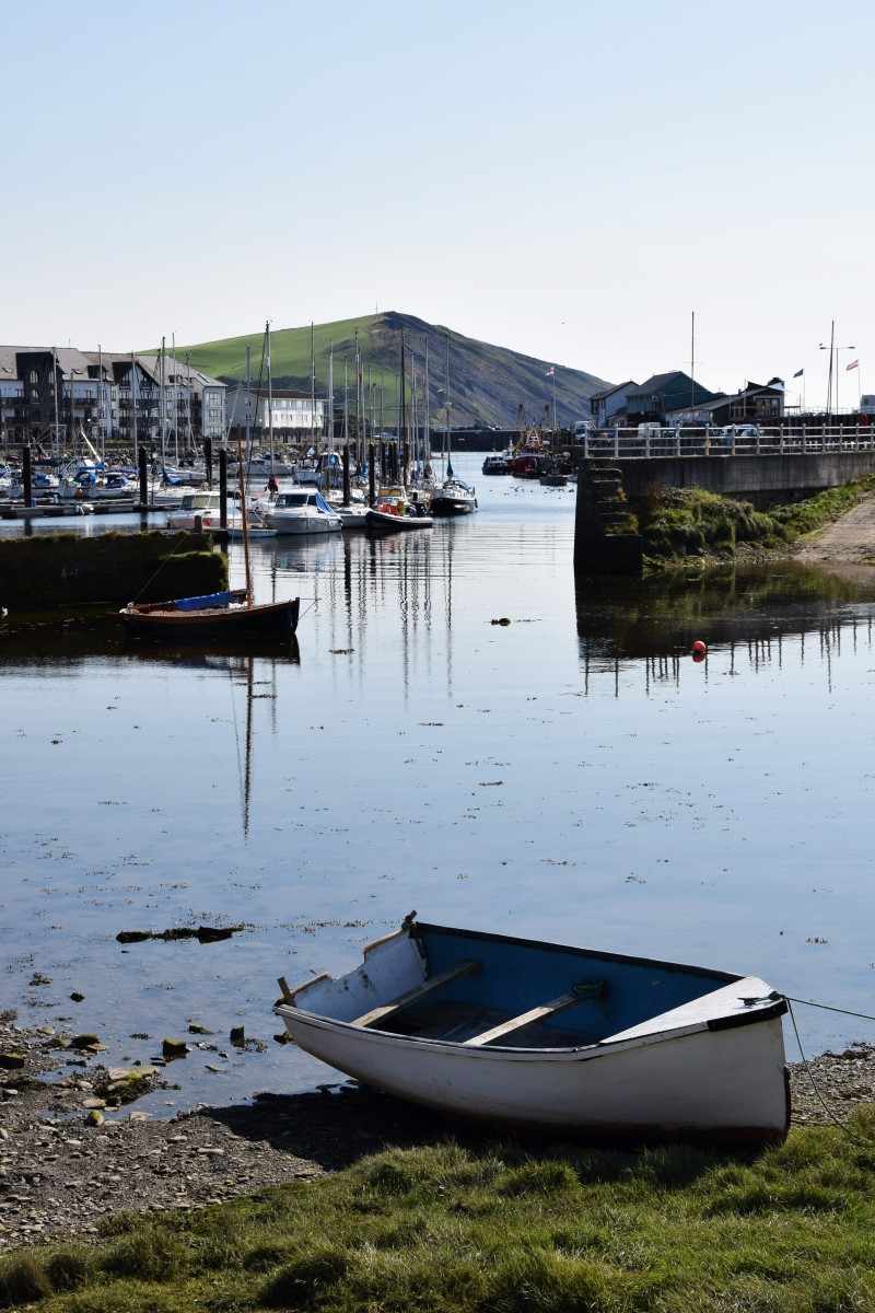 Hafen Aberystwyth