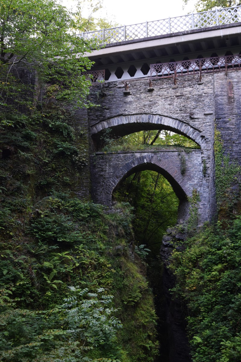 Devil's Bridge Wales