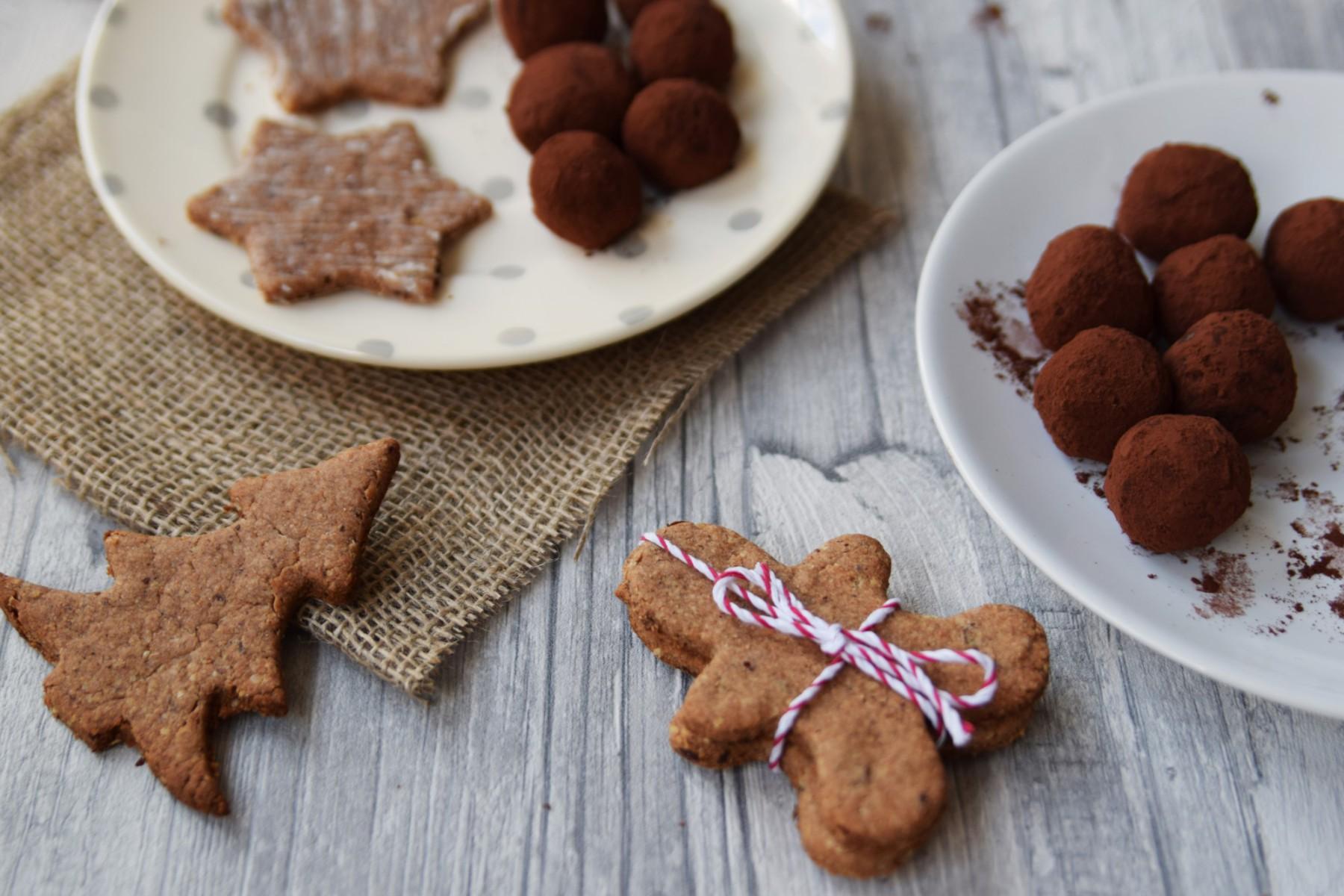 Leichte Plätzchen Rezepte Weihnachten.Gesunde Plätzchen Meine Rettung Für Einen Zuckerfreien Advent