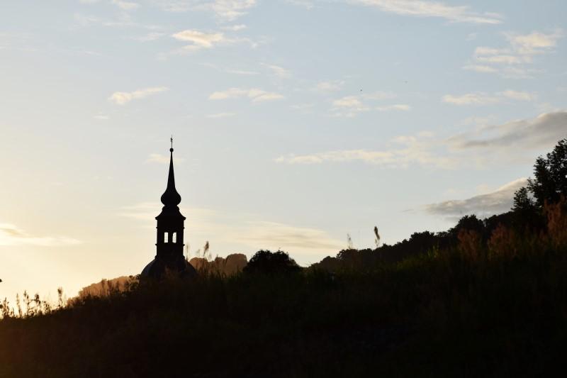Kirche Elbsandsteingebirge