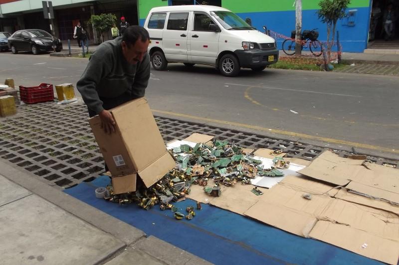 Märkte in Lima