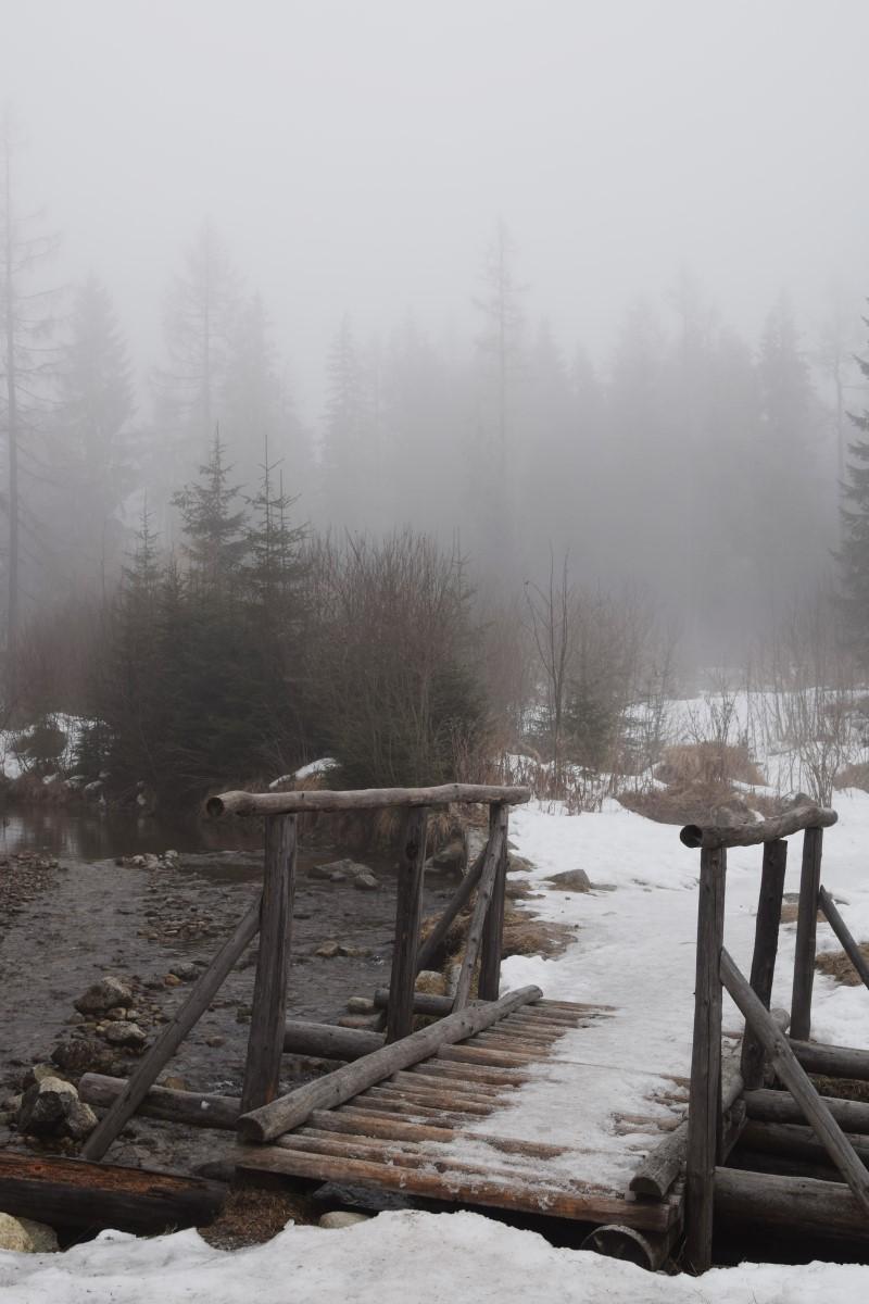 Hohe Tatra Winter Wanderung