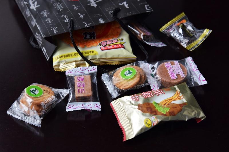chinesische Süßigkeiten