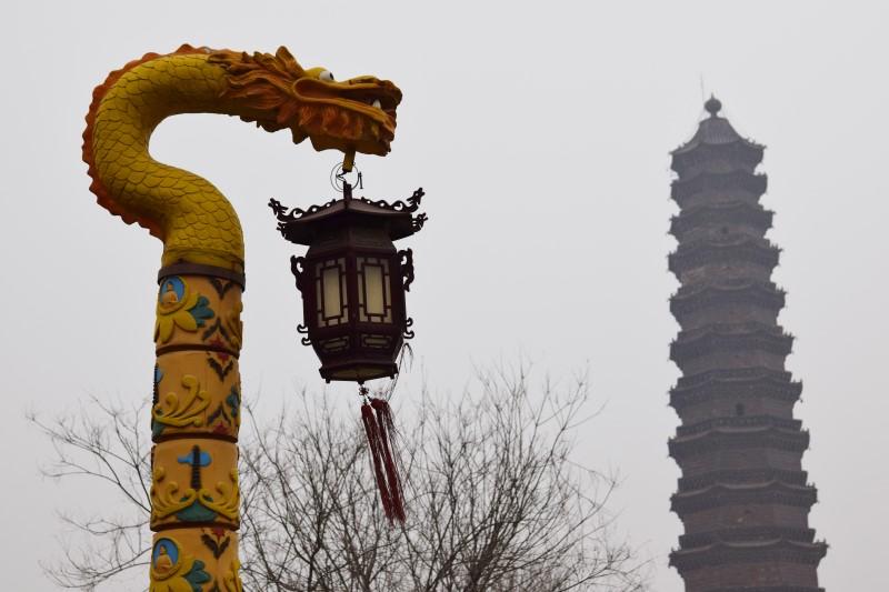 Eisenpagode Kaifeng