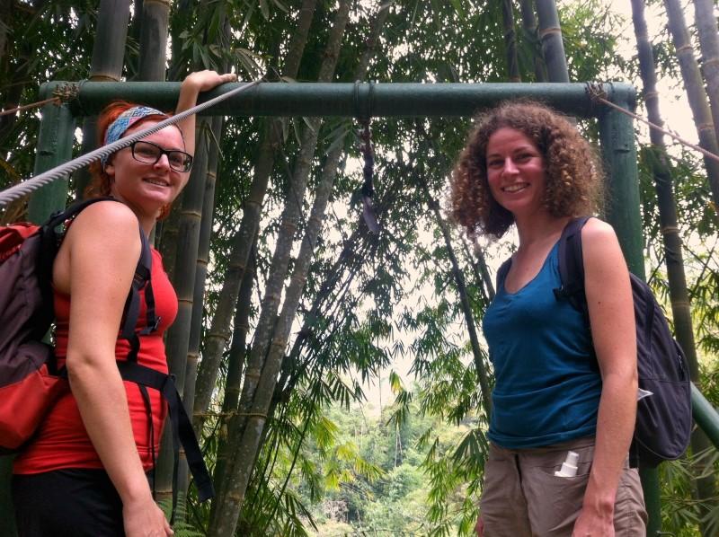 Canopying Ecuador