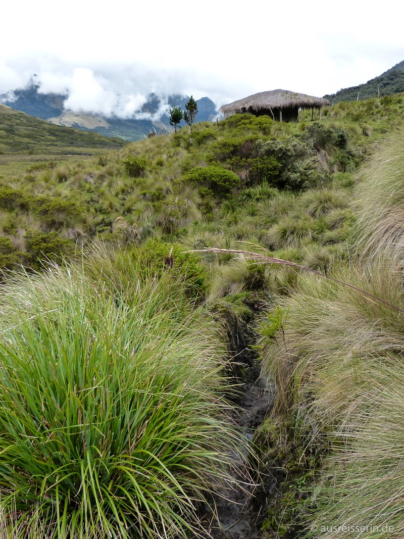 Condortrek Ecuador