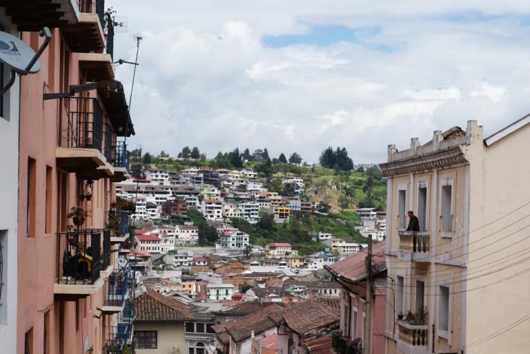 Quito Altstadt