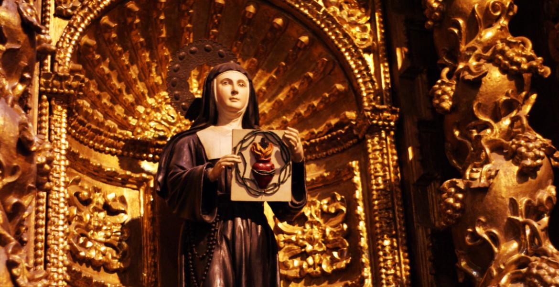 Iglesia La Compania Quito