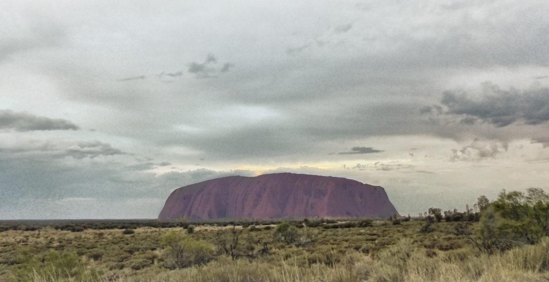 Uluru Australien