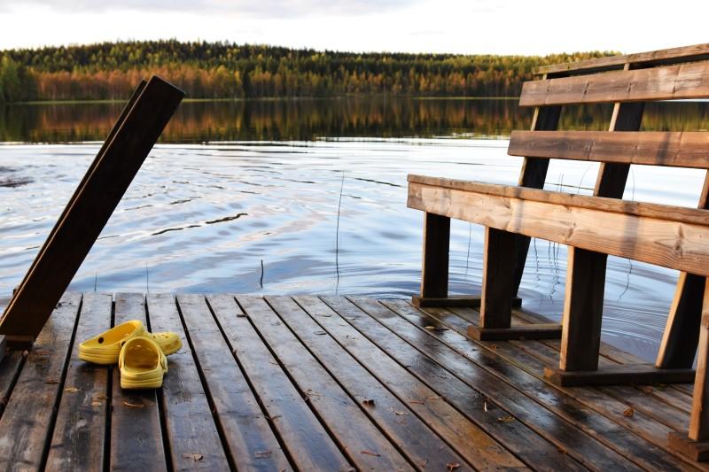 die wissenschaft vom dampf sauna in finnisch lappland heldenwetter. Black Bedroom Furniture Sets. Home Design Ideas
