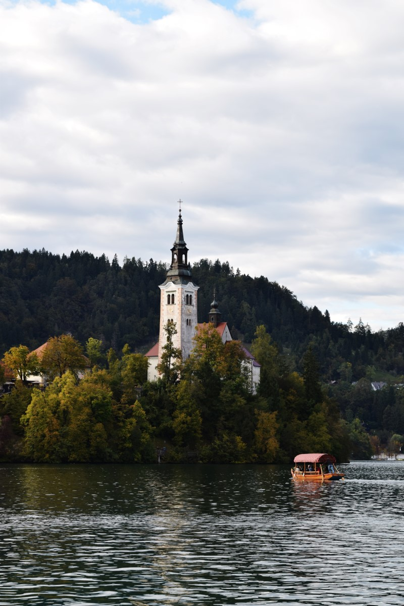 Bled Marieninsel