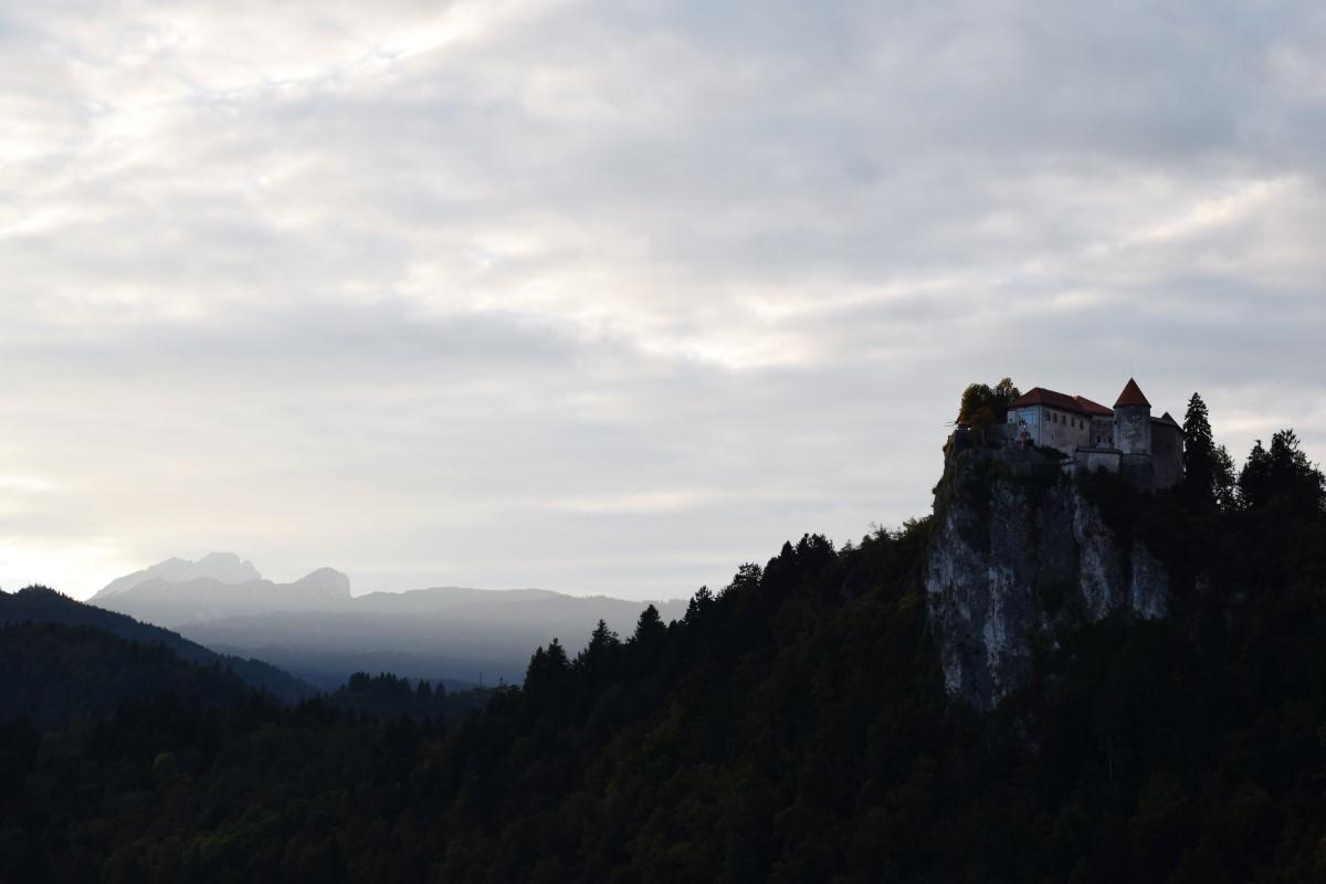 Bled Slowenien