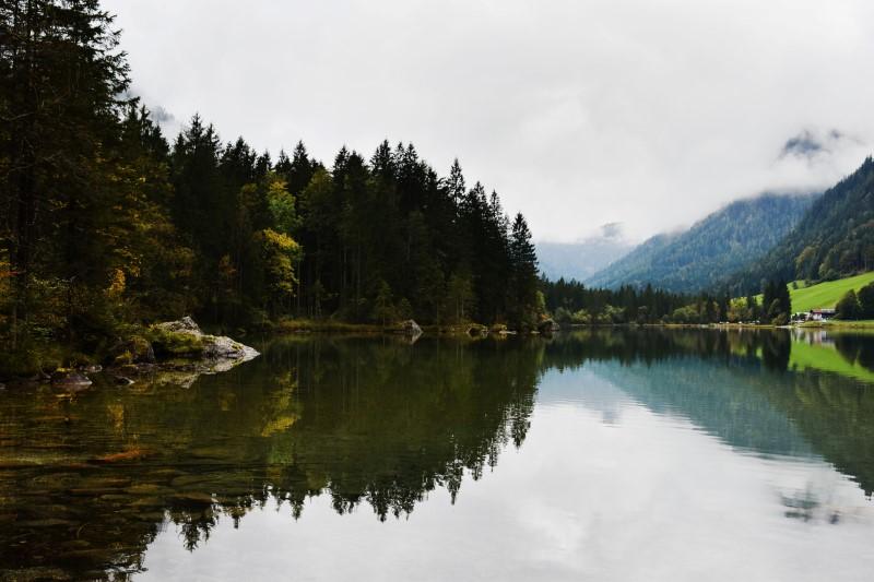 Berchtesgaden Hintersee