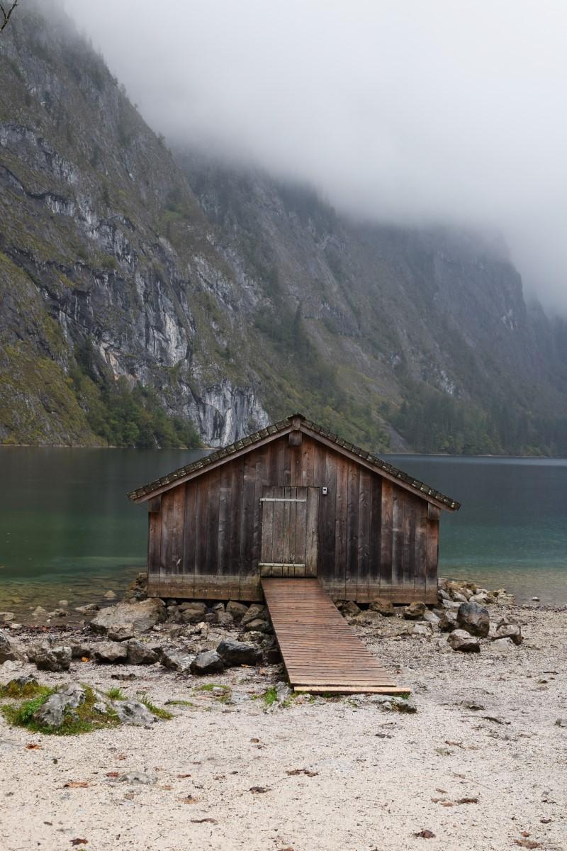 Berchtesgaden Obersee