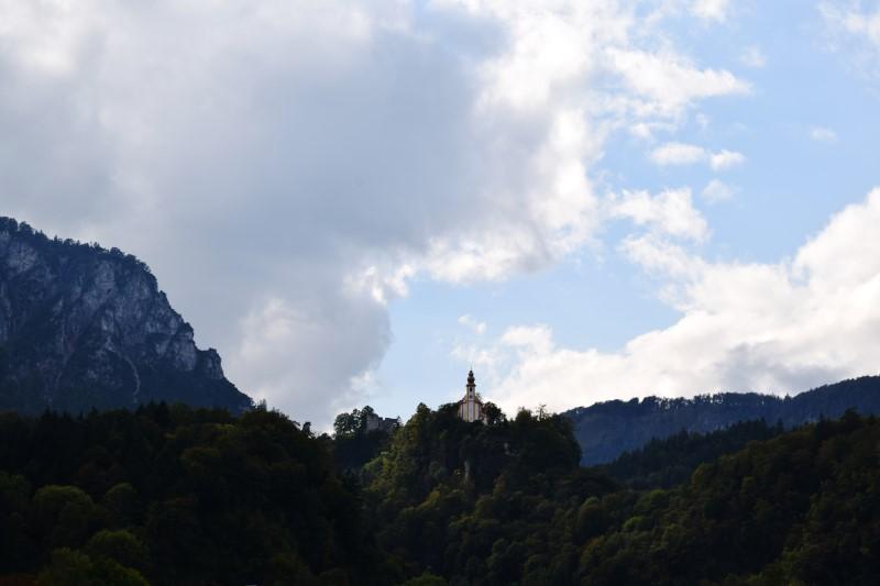 nachhaltige Mobilität Alpen
