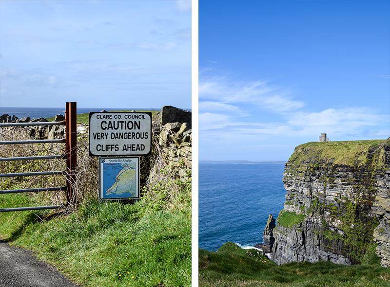 cliffs of moher wanderung
