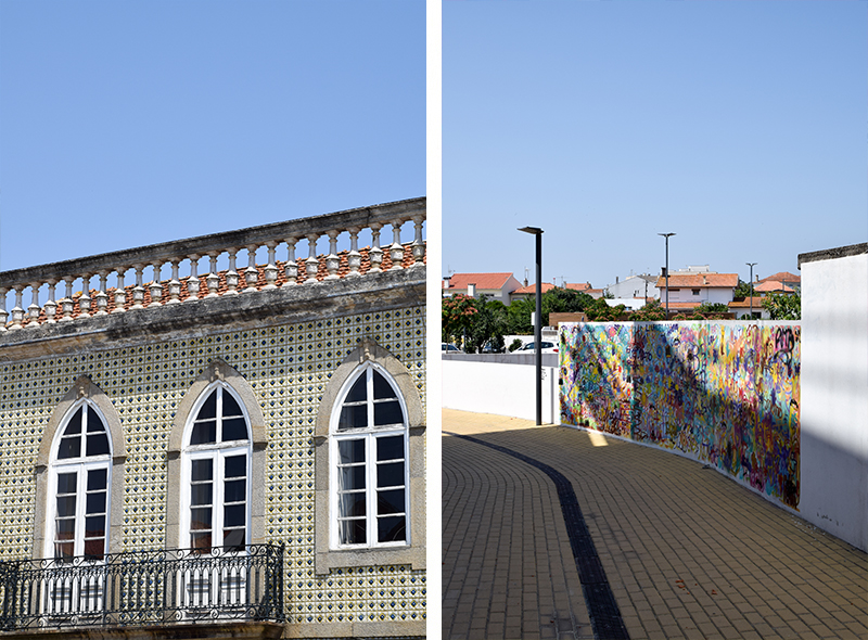 centro de portugal street art